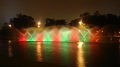 Fonte Dançante do Parque Ibirapuera