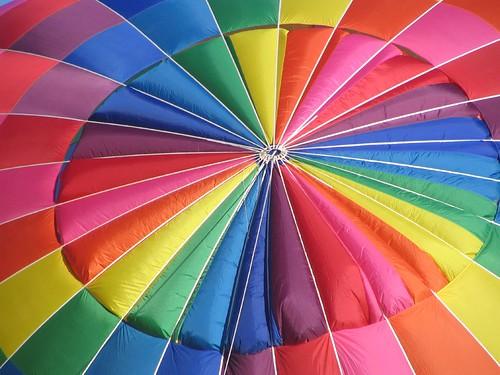 Hot Air Balloon 2 by SenzEnina, on Flickr