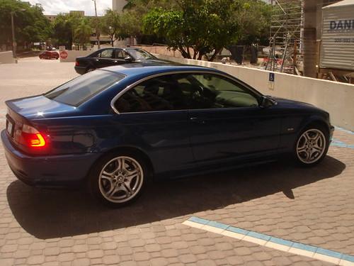 Fs 2002 Bmw 330ci Topaz Blue 36k Miles 21 500 00