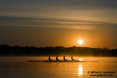 Rowing on Lake Lemon (jghphoto21) Tags: people mist lake sunrise boat lemon indiana rowing hammond scull bigmomma supershot abigfave jghphoto excellentphotographerawards photofaceoffwinner photofaceoffplatinum photofaceoffchampion pfogold pfoplatinum fotocompetition fotocompetitionbronze oct08pfobrackets