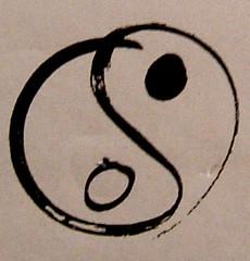 Taijitu (Kaptain Kobold) Tags: art poster sketch symbol chinese yang monthlyscavengerhunt balance yin taoist msh kaptainkobold taijitu msh0707 msh07072