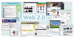 Web 2.0-Collage