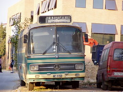 Old bus in Athens (Fotis Korkokios) Tags: old bus mercedes coach transport athens greece   maroussi fostis  retrotransport