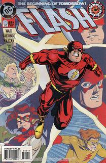 The Flash #0