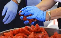 hands01a (ez1inva) Tags: carytown watermellonfestival people street scene watermellon hands fruit festival