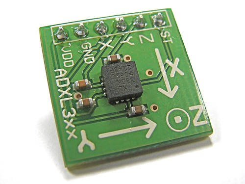 Basics (updated): Using an accelerometer with an AVR ...