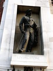 """Dr. Livingstone, I presume?...."""