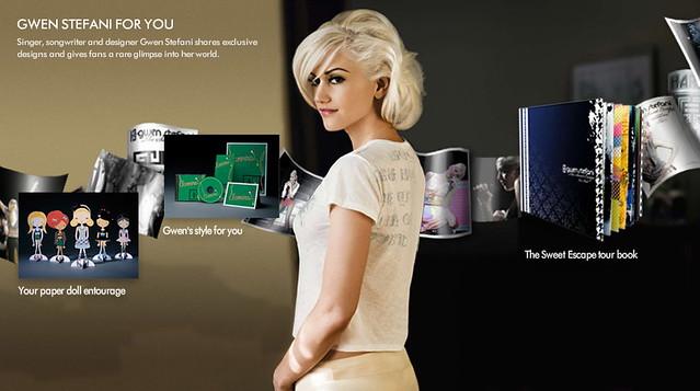 HP & Gwen Stefani by Modern Girl Style