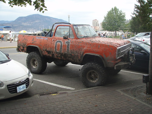 General Lee Monster Truck - Viewing Gallery