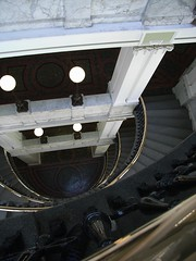 stair (rattyfied) Tags: holiday liverpool threegraces whatsyouranglebuddy portofliverpool