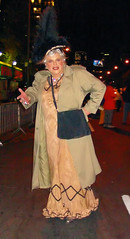 Rita in the 2002 Halloween Parade (ritaknight1999) Tags: west halloween drag tv cd crossdressing queen tgirl transgender tranny transvestite mae crossdresser trannie
