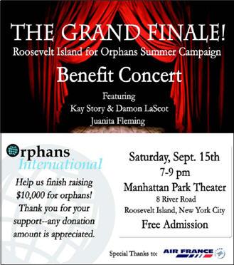 Orphans Internatl 2007 Sep 15 Concert