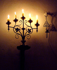 Bell, Book and Candle (jo92photos) Tags: england church night candles cornwall shadows candlelight oldtown scilly stmarys islesofscilly fujis7000 allrightsreserved oldtownchurch superaplus aplusphoto myfuji flickrphotoaward jo92photos