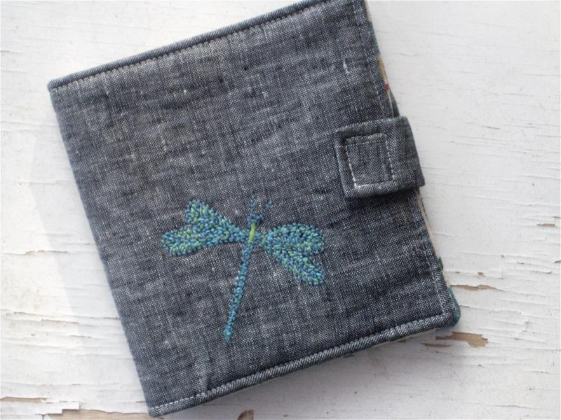 Jade's needle case