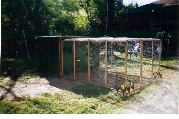 Chickenhouseandrun1