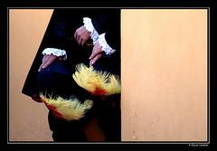 Alguacilillos (Chema Concellon) Tags: plaza espaa spain manos toros palencia callejn tauromaquia castillaylen burladero 50v5f 100vistas chemaconcelln newphotographers onlyyourbestshots alguacilillos camposgticos