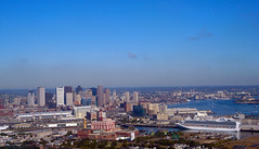 Boston Skyline 36653