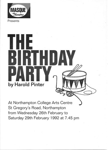 The Birthday Party (1992)