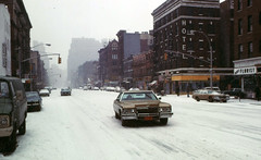 Midtown Jan 1976 (eks4003) Tags: nyc newyorkcity winter snow 1976 kojak