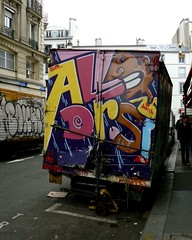 ALZO (Dubwise Version) Tags: paris graffiti gap camion drs alzo