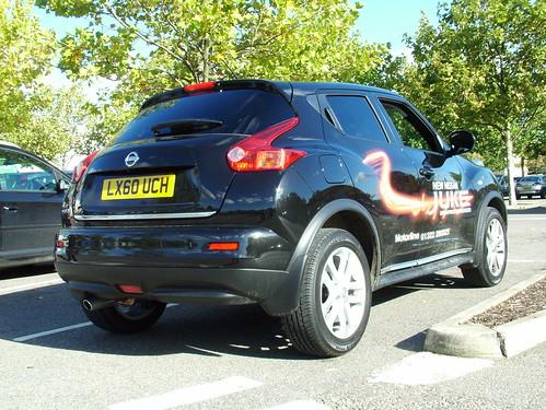Black Nissan Juke Pictures. Nissan Juke Acenta Premium