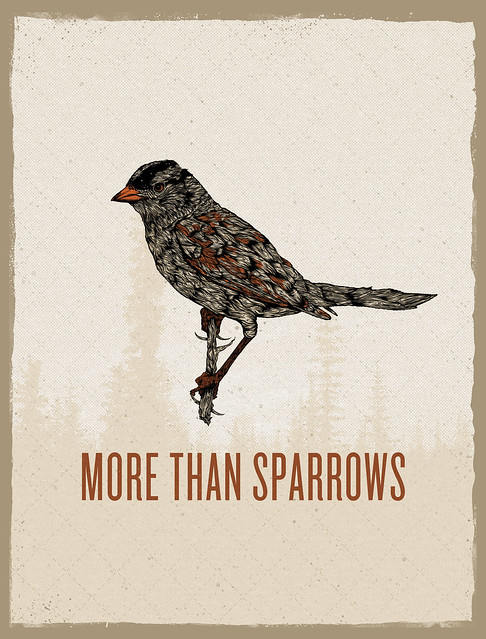 More Than Sparrows Poster