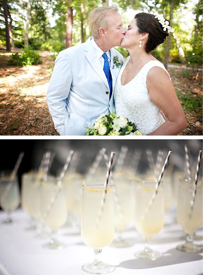 North Carolina Chapel Wedding from Millie Holloman Photography + Salt Harbor Designs