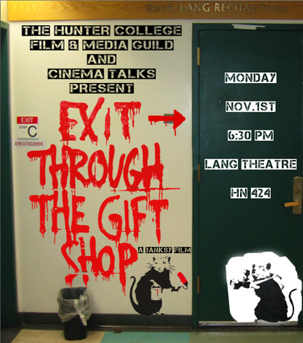On My Radar: Free 'Exit Through The Gift Shop' Screening