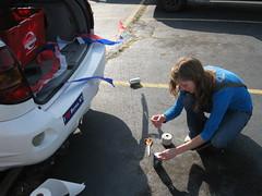 Madison County KFTC Voter Sound Car