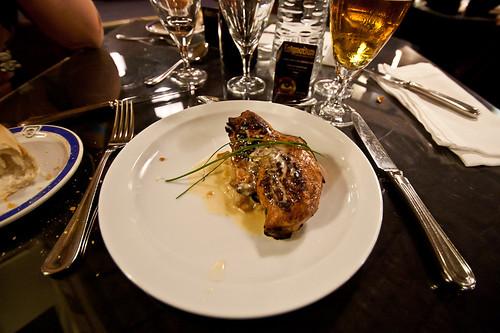 67/365 Supremas de pollo en El Kuru