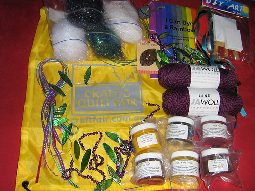 craft fair stash