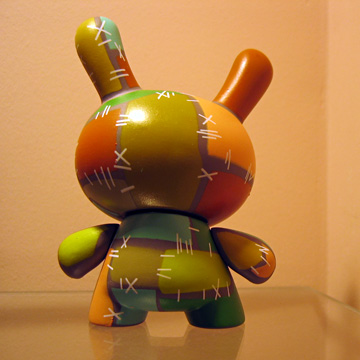 Dunny - LA Series = Stitch by Blaine Fontana - 01