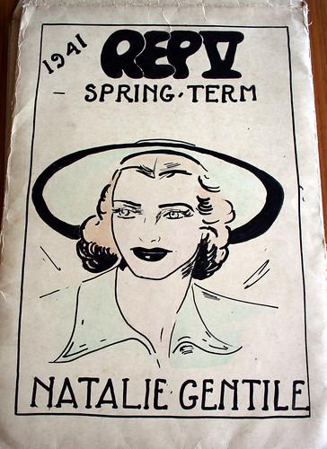 Rep V, Spring Term 1941