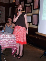 PPFA NYC Let's Talk About Sex Book Event: Mikhaela Reid narrates her slideshow