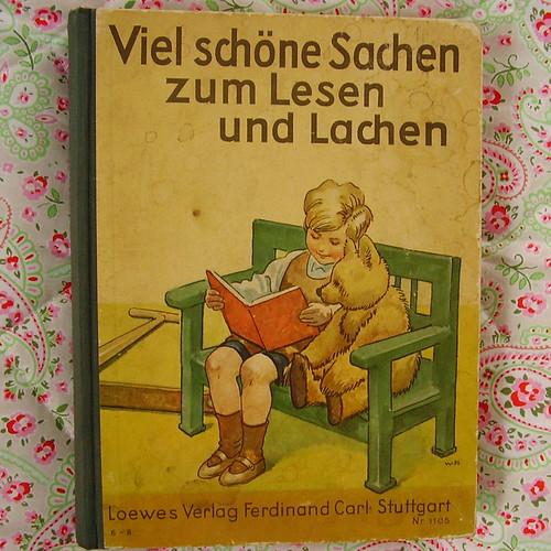 Viele schöne Sachen zum Lesen und Lachen