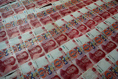 Tax Revenues Up in China