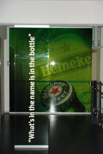 The Heineken musuem