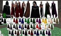 Avilion Mist, The Vindicator Cloak! (((The Newest Cloak))) (nokithecat_writer) Tags: secondlife cloak avilion nokithecat
