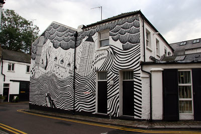 stanley donwood house