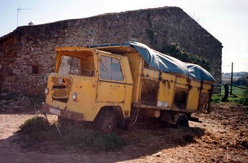 camió Nazar de Matajudaïca (1965)