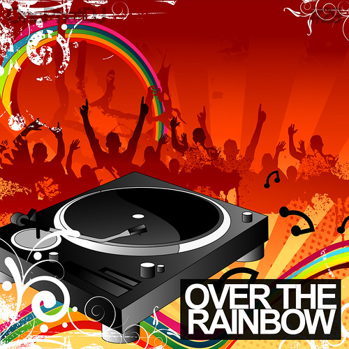 Over The Rainbow cover