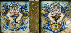 Old portuguese Tiles - by pedrosimoes7