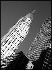 Chrysler Building - by Dutchnatasja