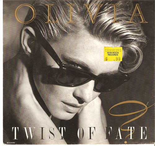 Twist of Fate - Olivia Newton-John