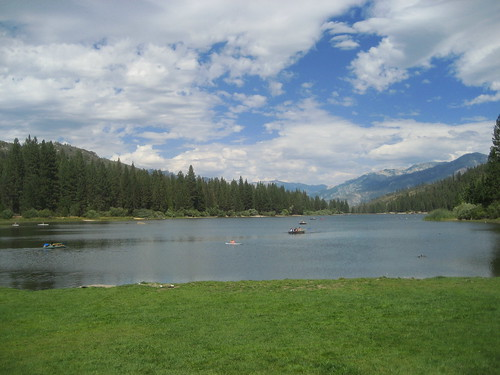 Lake Hume, Sequoia National Park
