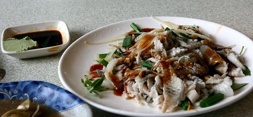 超鮮美的鯛魚片