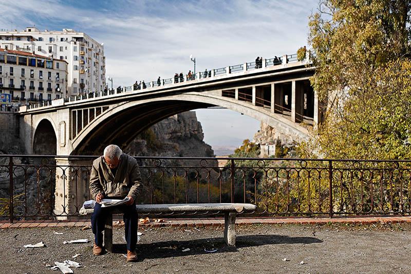 مدينة الجسور المعلقة ..قسنطينة