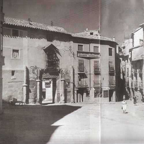 Corral de Don Diego (Toledo) a principios del Siglo XX