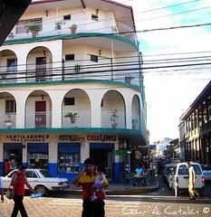 Santa Cruz de la Sierra. Bolivia. Centro de la ciudad