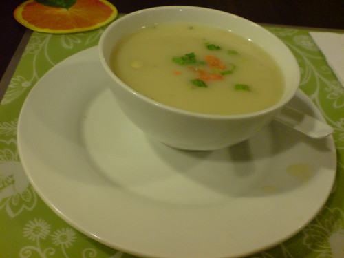 chick soup
